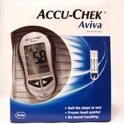 ACCU-CHEK Aviva blood glucose meter - £14.48 #diabetes
