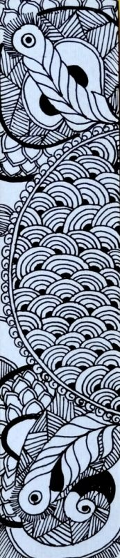 Pen and Ink by Athira Gopal, via Behance