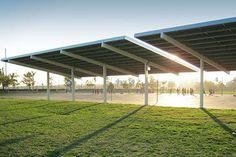 Solar School's Program solar installation done by SolarCity.