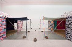 Francesco Clemente: Tents