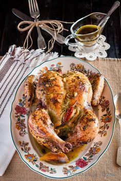 Olivas en la cocina Tostadas, Pesto, Carne, Turkey, Food, Rotisserie Chicken, Breast, Food Processor, Whole Chickens