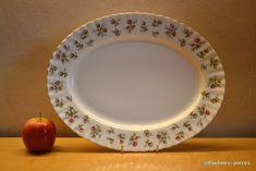Royal Albert Winsome Platter Plate large bone china 13inches / 33cm frilled gilt  | eBay