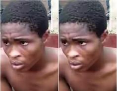 Welcome to ZettaBlog.com: THE LEADER OF A ROBBERY GANG IN CALABAR IS A SECON...