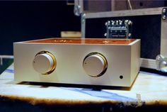 Mono and Stereo High-End Audio Magazine: The Bespoke Audio Company preamplifier arrived