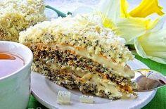 """Самые вкусные рецепты: Торт """"Царица Эстер"""""""