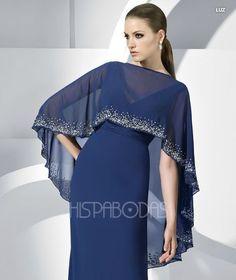 pronovias vestido de fiesta2012