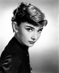 Audrey Hepburn (born Audrey Kathleen Ruston; 4 May 1929 – 20 January 1993) was a British actress and humanitarian. Although modest about her acting ability, Hepburn remains one of the world's most famous actresses of all time, remembered as a film an I love her! repin if you love her too!