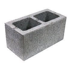 8 in. x 8 in. x 16 in. Concrete Block-597767 - The Home Depot