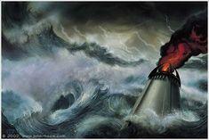 The Drowning of Anadûné