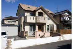 European style housing