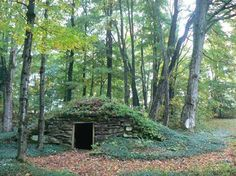 Have you been to the mysterious Calendar II Chamber near South Woodstock, Vermont? Believed to be at least several hundred years old, it's astronomically-designed for the winter and summer solstice.