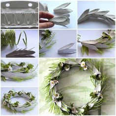 Well, egg carton craft ideas are not as difficult as they might appear at the first glance. These Egg Carton Crafts for Kids above will make you want to get Egg Carton Art, Egg Carton Crafts, Egg Cartons, Loom Flowers, Paper Flowers, Diy Arts And Crafts, Crafts For Kids, Diy Crafts, Diy Ostern