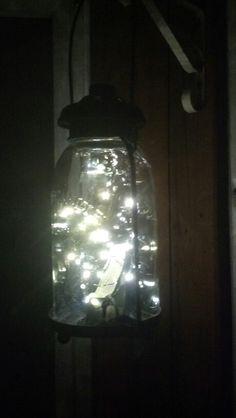 Fire fly lantern