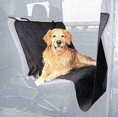 Funda Cubre Asiento Auto, Perros, Mascotas