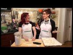 Broadway Nosh: Lesli Margherita (MATILDA) and Kirsten Wyatt Make Gnocchi