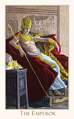 the emperor tarot love