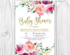 baby shower invitation girl brunch for baby invitation girl baby
