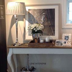 Riviera maison console table.