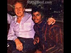 Vincent Price & MJ in the studio recording Thriller. Embedded image permalink