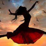 La+felicità+di+essere+liberi+nella+vita!