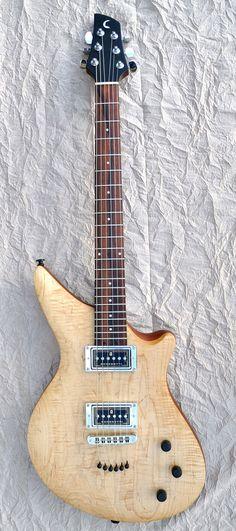 Guitare Lily - Guitare Claise Electrique