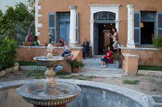 Griechisch Lernen auf Kreta, Kleis Schule, Chania www.hellasaufdeutsch.com