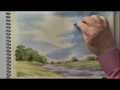 ▶ DVD - Keith Fenwicks Top Tips Watercolour - YouTube