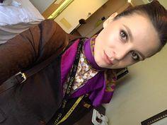 "244 Likes, 10 Comments - @anet_seven on Instagram: ""С праздником !✈️ // Happy flight attendant day !"""