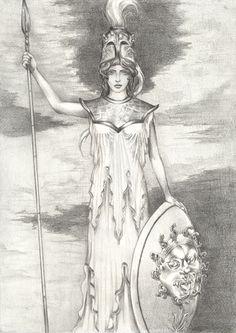 Goddess Knowledge and Wisdom - Athena - Ashtar Command - Spiritual ...