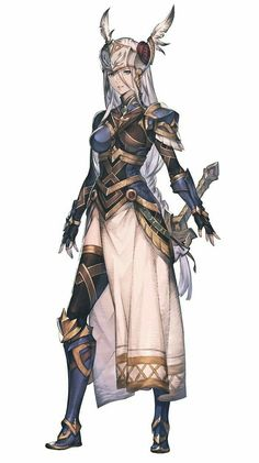 Lenneth from final fantasy dimensions ii. lenneth from final fantasy dimensions ii female character design, character creation, character design inspiration Female Character Design, Character Design Inspiration, Character Art, Character Creation, Female Armor, Female Knight, Anime Warrior, Fantasy Armor, Character Portraits