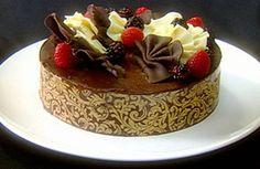 Sacher & Raspberry Torte (Eric Lanlard)