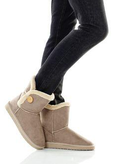 Les bottes taupe - bpc bonprix collection commande online - bonprix.fr