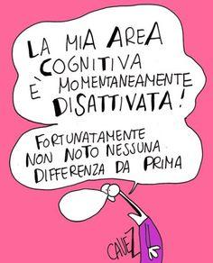 La mia area cognitiva...