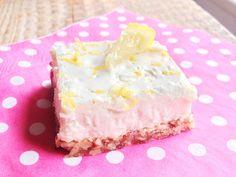 Sugarfree lactose free gluten free lemon cheesecake from Sue Rotterdam