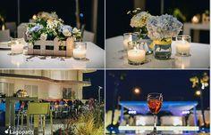 www.rosetta.gr - ΚΤΗΜΑ 48 Greece Wedding, Table Decorations, Flowers, Furniture, Home Decor, Wedding In Greece, Decoration Home, Room Decor, Home Furnishings