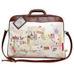 Reisetasche, Maße (ca. 39 x 32 cm) bei Discovery-24.ch