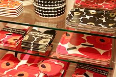 marimekko for crate and barrel (houseware and fabric)