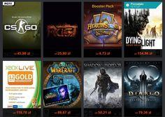 Do zaoferowania mam pracę w największym na świecie portalu oferującym sprzedaż gier online. Nie wymagamy doświadczenia, wystarczą dobre chęci i pozytywne myślenie. Mile widziana znajomość na rynku gier.  Zainteresowane osoby proszę o kontakt mailowy: sprzedawcagier@poczta.fm