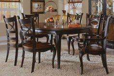 Preston Ridge Dining Table Hooker Furniture http://www.amazon.com/dp/B001EOU9SY/ref=cm_sw_r_pi_dp_AJQcxb12X1ST2