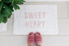 50 Cute Bath Mats That'll Freshen Up Your Bathroom and Make You Smile • Chandeliers and Champagne Cute Bath Mats, Cute Designs, Make You Smile, More Fun, Coffee Cups, Mosaic, Things To Come, Make It Yourself, Chandeliers