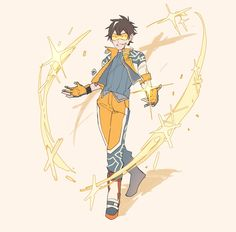 Boboiboy Anime, Anime Films, All Anime, Anime Chibi, Anime Guys, Anime Characters, Galaxy Movie, Boboiboy Galaxy, Elemental Powers