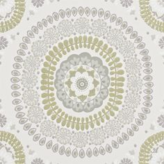 by Harlequin'Boheme' by Harlequin is an ultimate boho damask and comprises bold roundels enhanced by intricate sequences of patternsclick here if you wish to order samplesnon-woven paperpattern repeat - 20 inroll 20.5 in wide, 33 ft longcoverage 56 sq. ft.