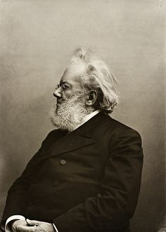 """The majority is never right."" . . . Henrik Ibsen 1828 - 1906 Norwegian playwright and poet, widely regarded as the most important playwright since Shakespeare."