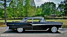 1957 Ford Fairlane 2 Dr. Hardtop