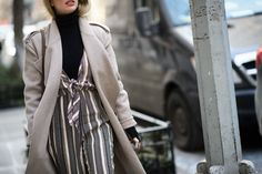 On the Streets of New York Fashion Week Fall 2015 - New York Fashion Week Fall 2015 Street Style Day 5