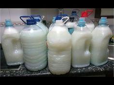 Cómo hacer Jabón Líquido Sin Aceite Reciclado