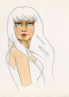 Zita Komár's art blog zizke.tumblr.com Unfinished drawing :( Sorry its wip