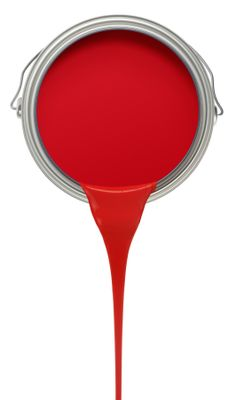 BEHR Cherry Tart Paint