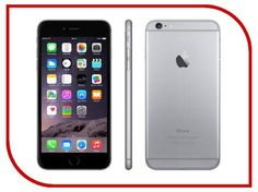 Сотовый телефон APPLE iPhone 6S Plus - 64Gb Space Gray MKU62RU/A  — 56701 руб. —