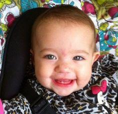 Los ojos del bebé ¿cuándo cambian de color? | Blog de BabyCenter  Foto: Comunidad BabyCenter